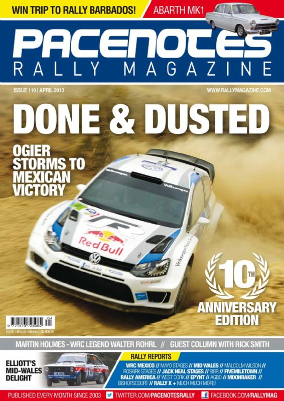 ISSUE 110 - APRIL 2013